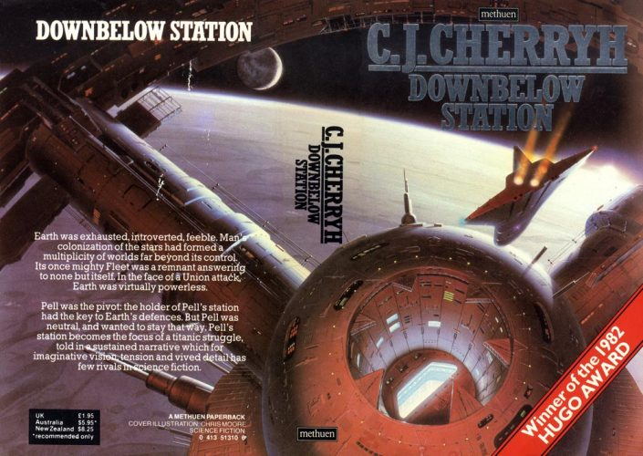 """Book review: """"Downbelow Station"""" by C J Cherryh"""