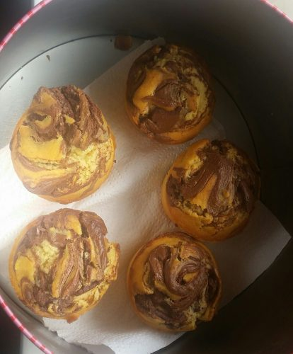 #Nutella Muffins - on overcoming mental blocks